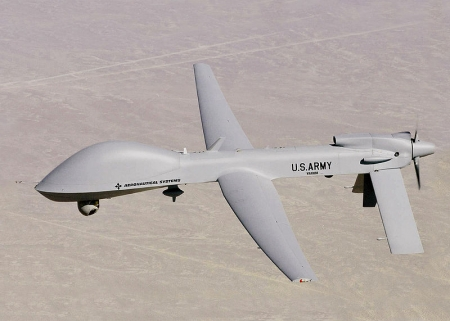 US invests $50mn in Niger drone base for counterterrorism