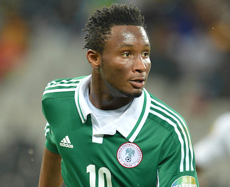 Mikel prefers Eagles role to his role at Chelsea, says Yusuf