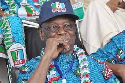 APC leaders rally support for Oyegun, applaud his leadership prowess