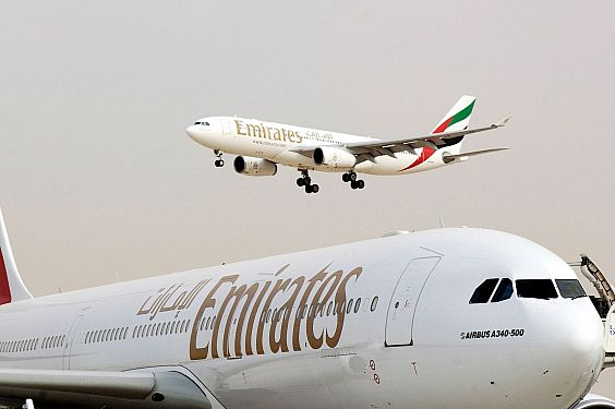 Emirates says no to naira payments