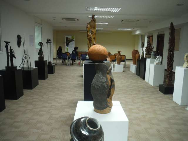 The Niger Delta Exports Art to the World