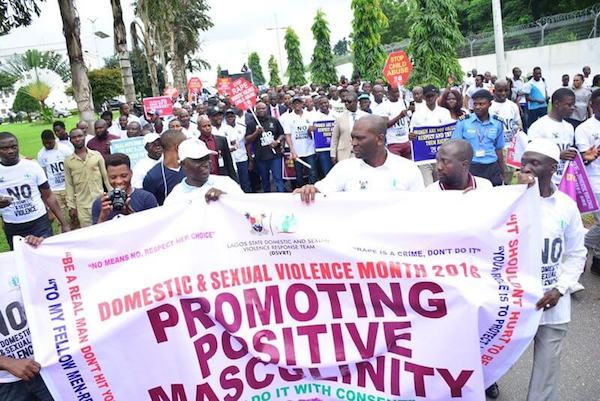 Curbing rising cases of domestic, gender based violence in Nigeria