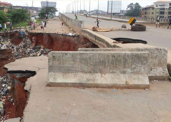 Motorists seek palliative measure on failed Enugu-Onitsha highway