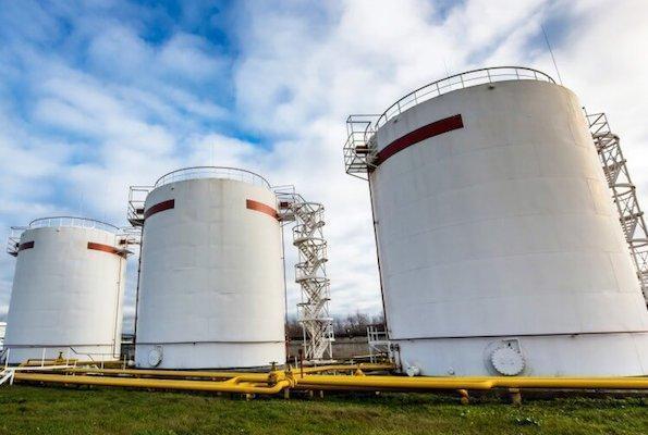 NNPC Re-commissions 87.70 million litres petroleum products tanks
