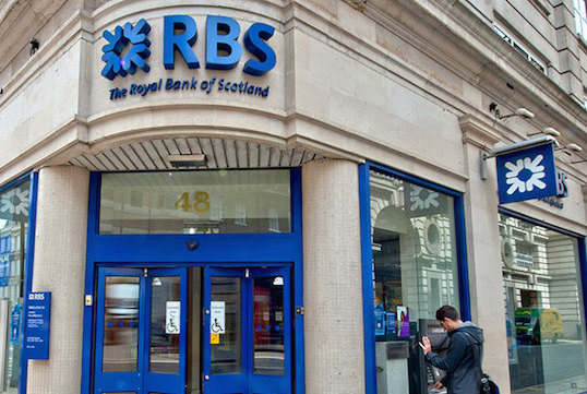 RBS to pay $1.1bn over mis-selling claims