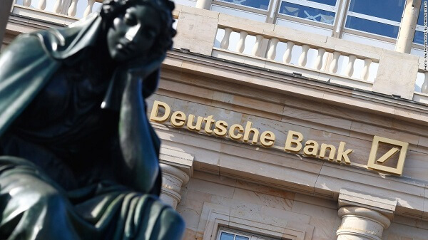 Deutsche Bank shares hit record low on report Merkel won't help the troubled lender
