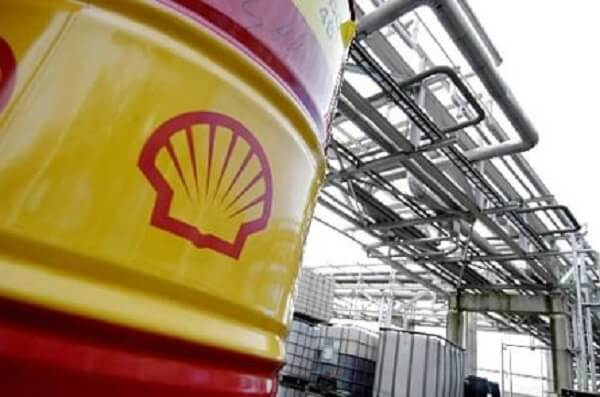Shell shuts down major crude oil export line