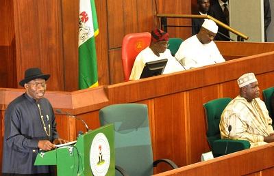 Legislators spend N5.2 billion per bill in two years