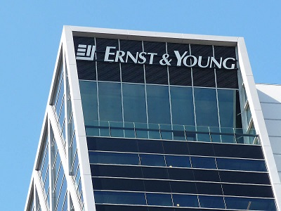 Ernst & Young re-brands globally, names new CEO