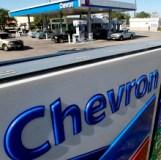 Chevron profit drops on cheaper oil, refining woes
