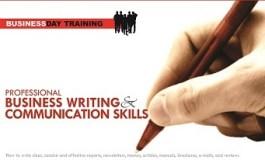 Professional Business Writing & Communication Skills