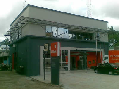 GT Bank records 7 per cent rise in half-year profit