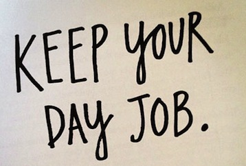 Have a real impact; keep your day job