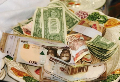 Naira falls to weakest in nine weeks