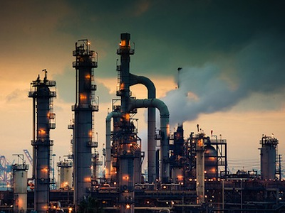 omega-refineries