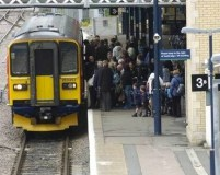 Rail fares 'to rise by 4.1%' in England as unions protest