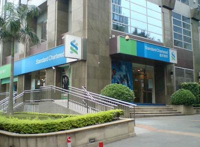 CBN fines Standard Chartered for forex infraction