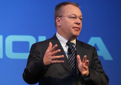 Former Nokia boss Stephen Elop to receive $25m pay-off