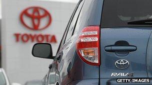 Toyota repeats US vehicle recall on suspension worries