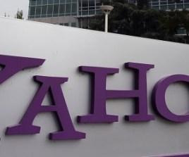 Yahoo's growth anemic as turnaround chugs along