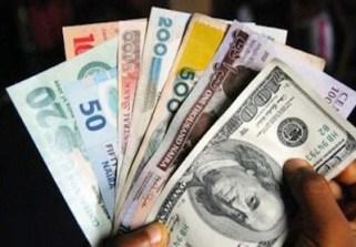 Naira firms against dollar at interbank market