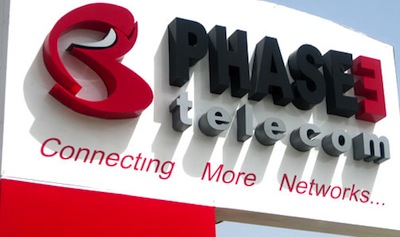 Phase3 Telecom seeks to build entrepreneurial capacity among youths