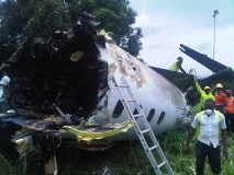Only two survivors in Lagos air crash
