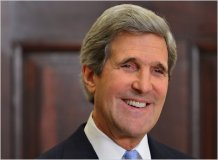 Shutdown: Kerry warns on foreign policy impact