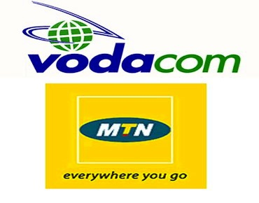 MTN, Vodacom shares fall on review of interconnect rates