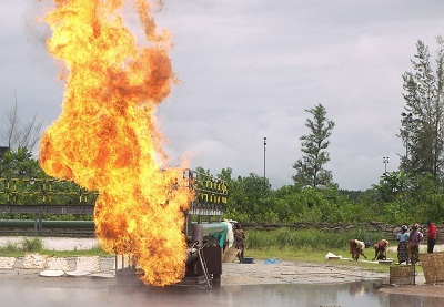Turning Nigeria's gas flares into cash