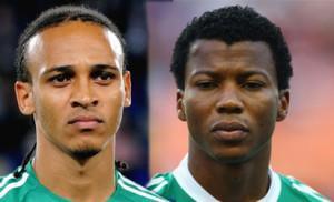 Osaze, Uche, Super Eagles 2014 World Cup squad