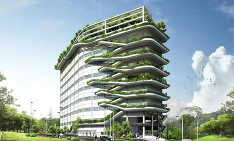 Ordinarily, The Idea Of Green Building Would Have Been Strange In Our  Largely Traditional And Relatively Conservative Environment, But With The  Climate ...