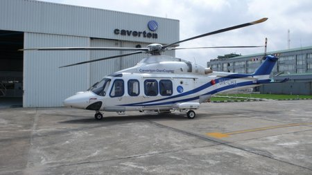 Caverton gets helicopter services contract from Chevron Nigeria