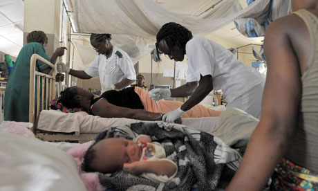 Aisha Buhari lays foundation of 50-bed Maternity Centre in Daura