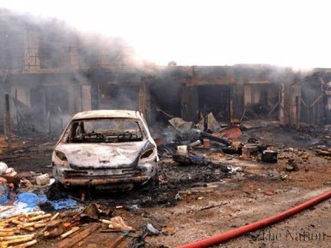 Boko Haram is the main insurgent group in Nigeria