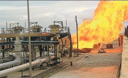 Nigerian oil attacks