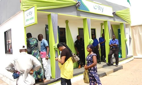 Image result for Unity Bank Partners Women Group on Entrepreneurship Development