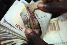 Naira strengthens against dollar