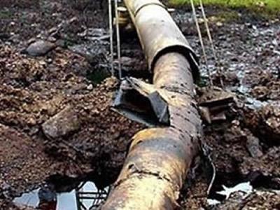 Pipeline destruction1