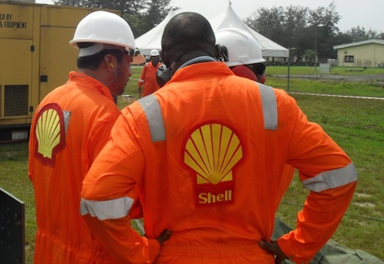 shell nigeria Oil giant shell is being sued in london for the second time in five years over spills in the niger delta but shell says it is reviewing the claims and the.