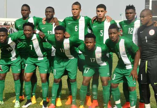 Super Eagles line up against Chad in  2017 AFCON qualifiers