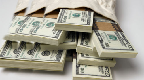 CBN sells dollars to lift naira off all-time low - traders