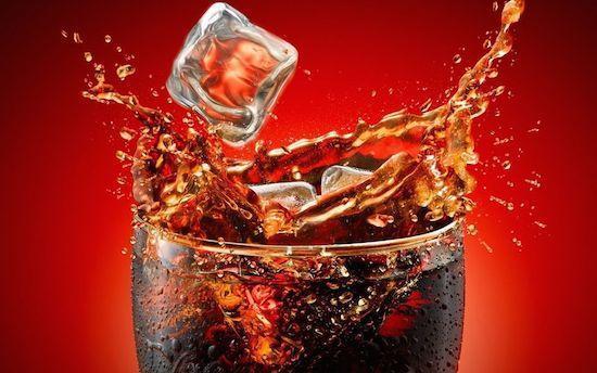 Coca-Cola-Ice