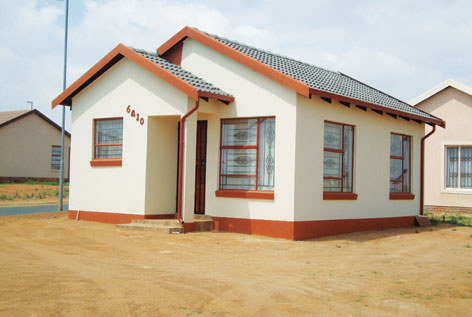 New building technology raises hope for affordable mid for Types of houses in nigeria