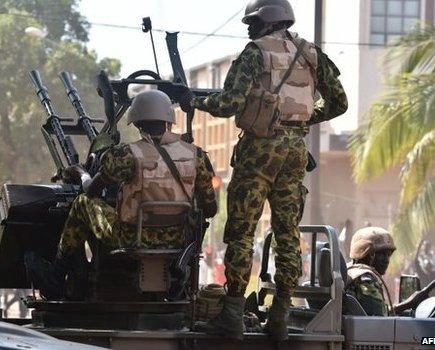 Nigerian troops advancing into major Boko Haram enclave – Buratai