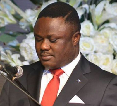 Ayade presents N350bn budget to Cross River Assembly
