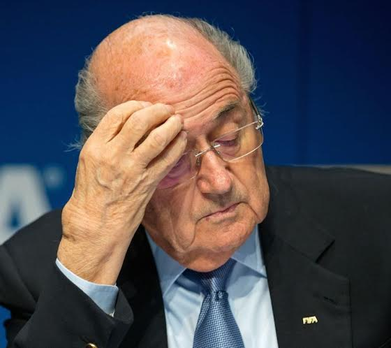 Blatter loses appeal against 6-year ban