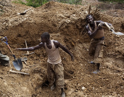 FG urged to enforce mining regulations to address concerns of mineral exploitation