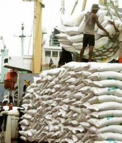 Rice-imports