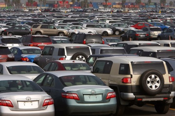 Nigeria's new vehicle sales drops to abysmal 10,000 units